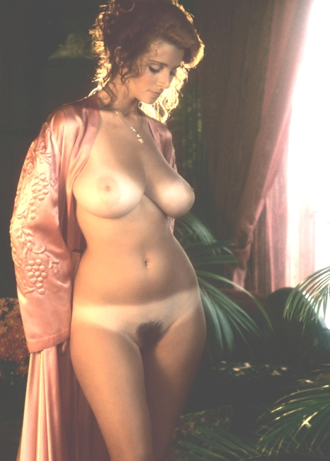Janet lupo nude busty playmate