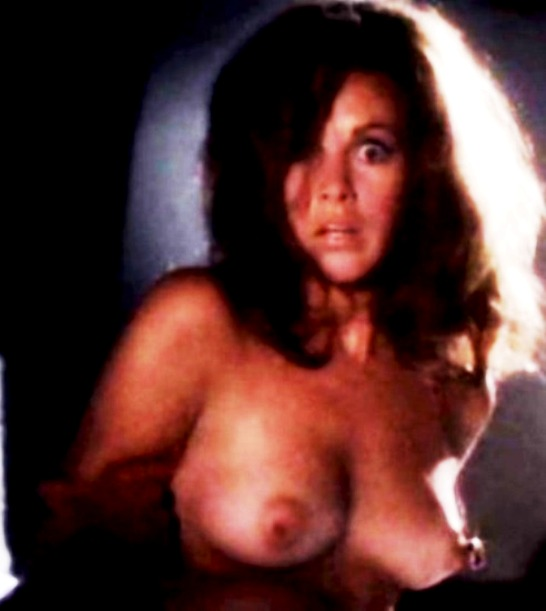 Stephanie powers topless