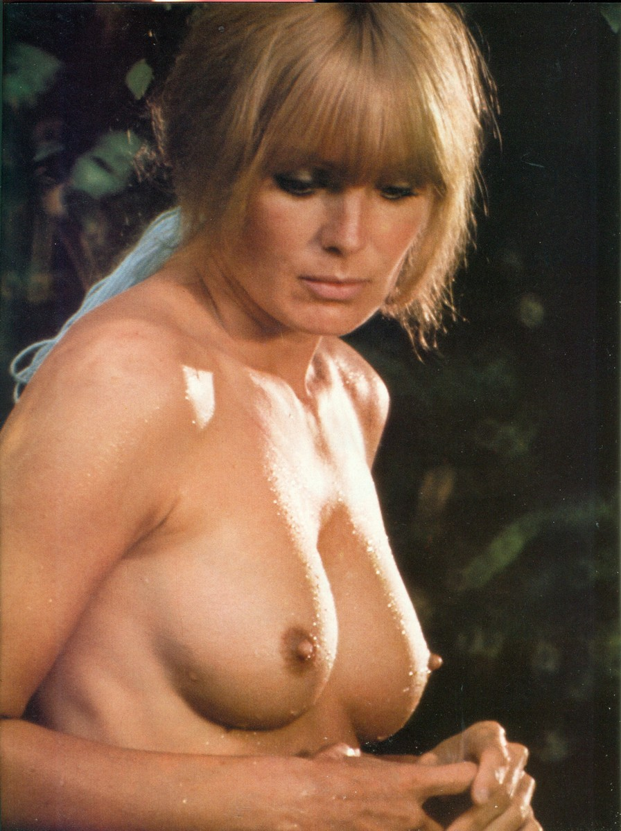 linda evans naked young