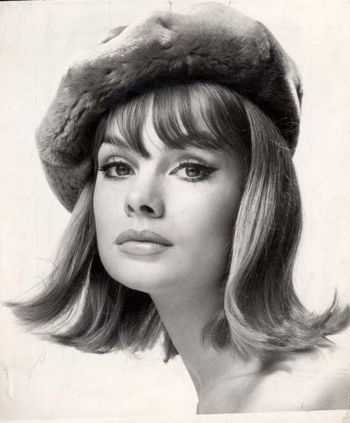 Fashion Model Jean Shrimpton.
