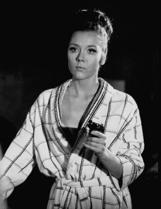 Diana Rigg Avengers star says she's no feminist and loves.