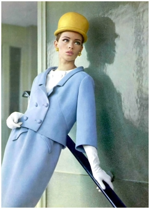astrid-heeren-in-blue-gabardine-suit-worn-over-white-piquc3a9-blouse-by-andrc3a9-courrc3a8ges-photo-by-pottier-1963[1]