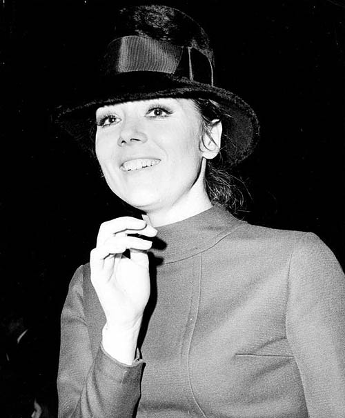 Why is 1960s female icon Diana Rigg now laying into other.
