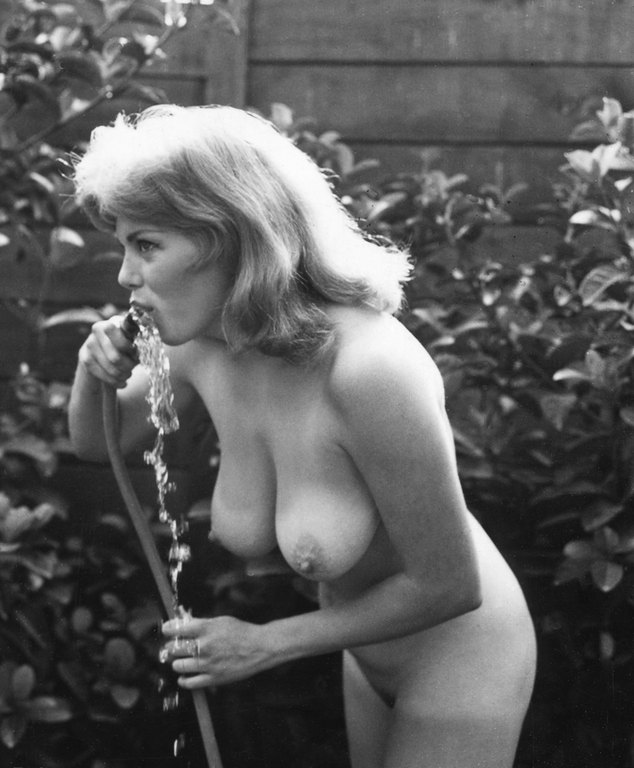 nude Shirley fakes jones