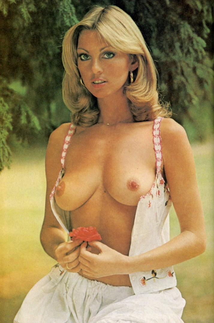 Classic vintage retro virginia winter and john holmes 8