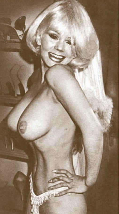 Yvonne Dupont Nude 25