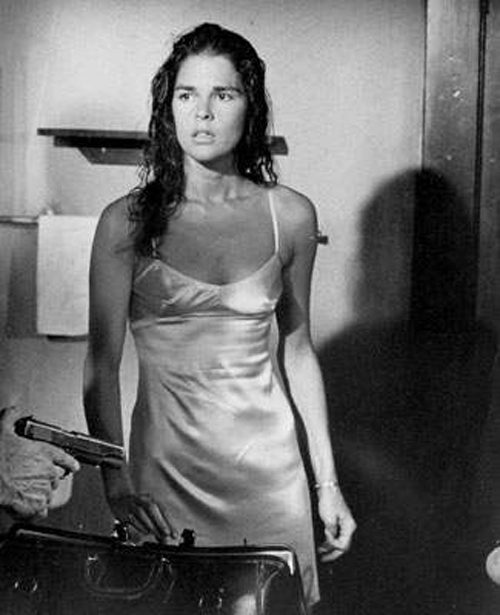 Ali MacGraw style The Getaway