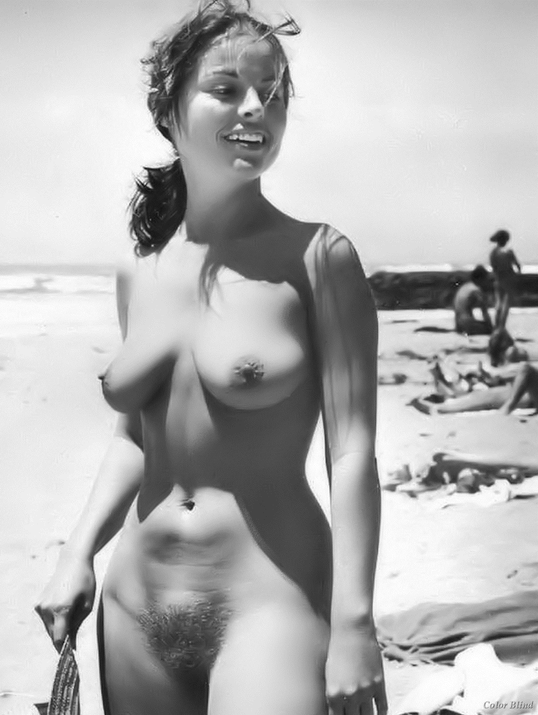 Mixed Set Of Vintage Amateur Babes Including Some Hot Outdoor Posers