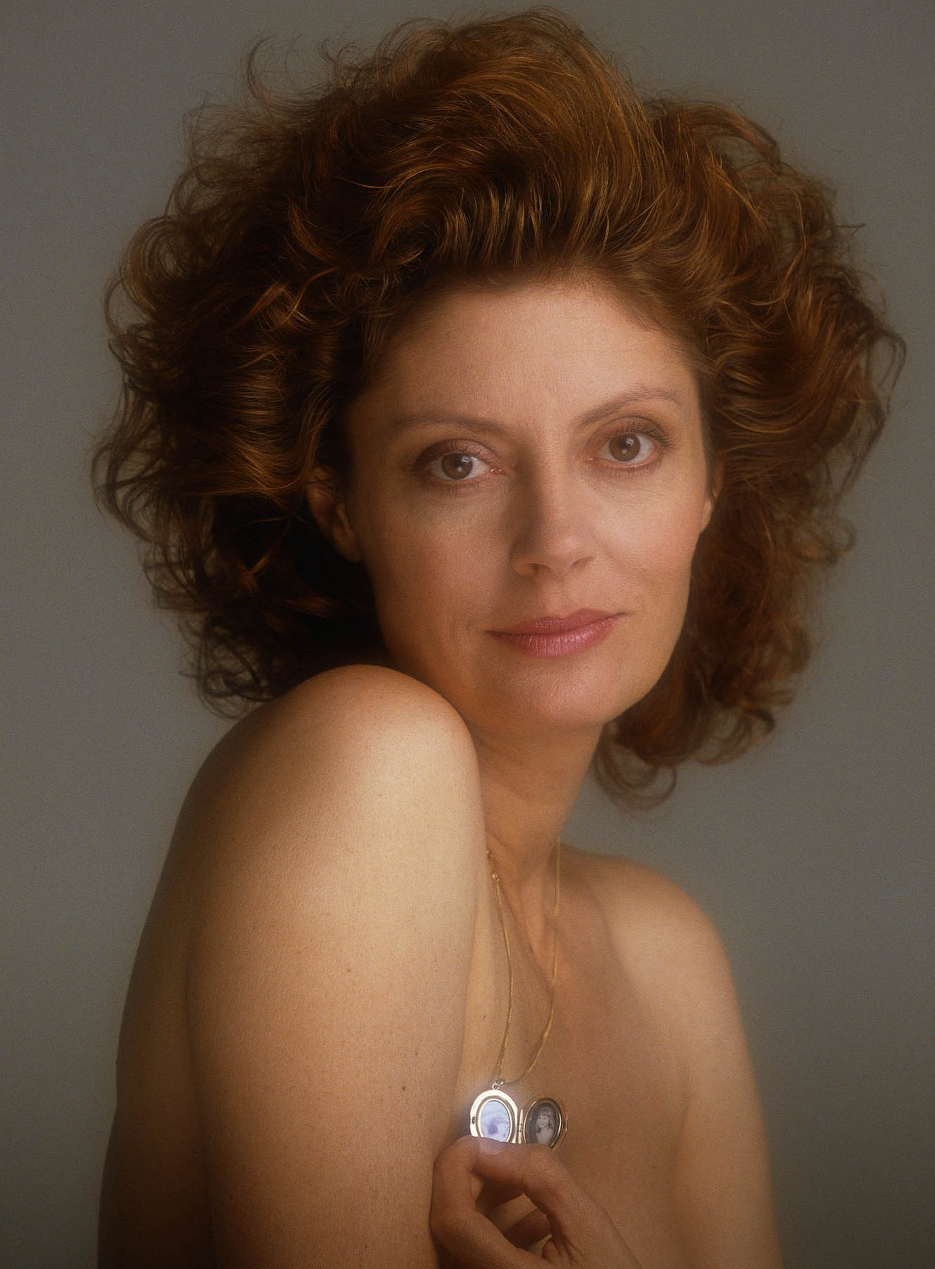 Susan sarandon nude think