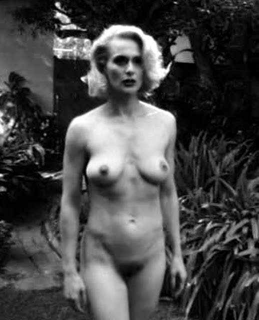 Andrea thompson black and white naked something is